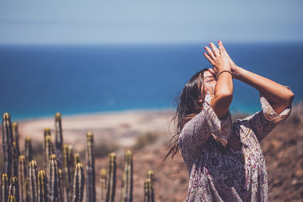 Beach Yoga Lessons